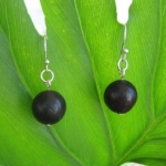 Noche Negra Earrings