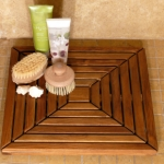 Square Spa Mat (Set of 2)