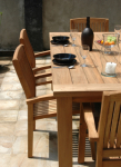 Devon Teak Dining Table