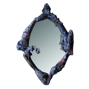 Oval Jericho Mirror